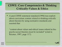 Critical Thinking Ethics   PHI      What Role Does Ethics Play in Sports