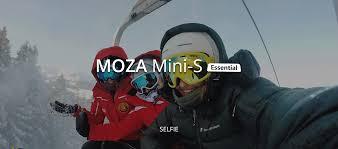 <b>MOZA Mini</b>-<b>S Essential</b> Smartphone Gimbal | Gudsen Official