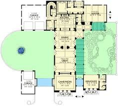 Elegant Mediterranean Home   Guest House   MD   st Floor    Floor Plan