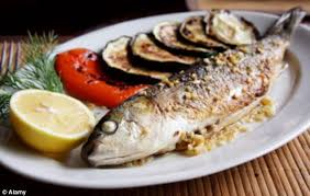 Image result for 4 HEALTH BENEFITS OF EATING FISH TWICE A WEEK