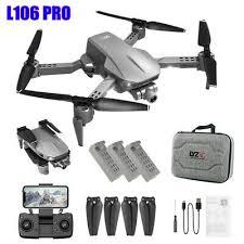 <b>L106pro</b> Drone 5G <b>GPS</b> 4K HD Camera WIFI FPV RC Quadcopter ...