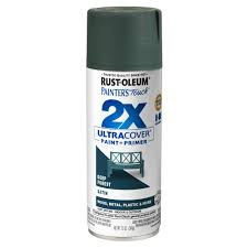 Rust-Oleum Painter's Touch <b>2X</b> 12 oz. Satin Deep <b>Forest</b> Green ...