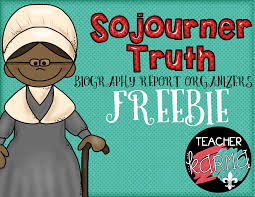 truth essay sojourner truth essay