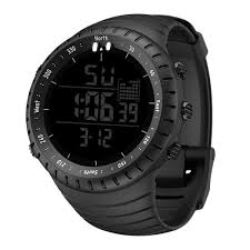 GIMTO Outdoor <b>smart watch sport watch Men</b> Running Digital Militar ...