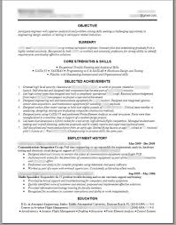 resume examples software engineer resume example skills 24 cover letter template for sample engineering resume gethook us resume for electrical engineer internship sample