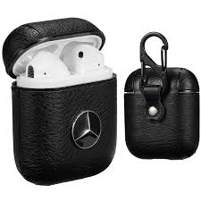 Gift-Hero Compatible with Airpods 1&2 <b>Luxury Leather</b> Cool <b>Case</b> ...