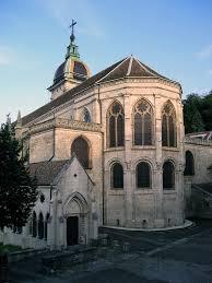 Достопримечательности Безансона: кафедральный собор Сен-Жан