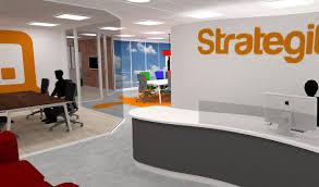 latest office design. office design in suffolk reception area latest