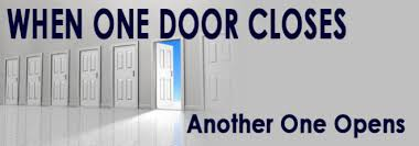 Image result for when one door closes