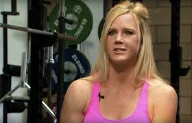 holly holm talks about her fighting career on nm in focus kunm holly holm on new in focus in 2014
