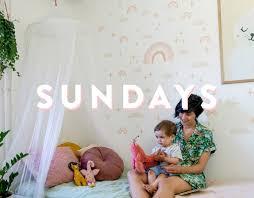 Geometric <b>Pattern</b> Wall <b>Decals</b> – Made of Sundays