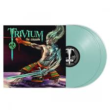 THE <b>CRUSADE</b> VINYL (ELECTRIC BLUE <b>2</b> LP) – <b>Trivium</b>