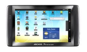 <b>Archos 70</b> - описание, характеристики, тест, отзывы, цены, фото