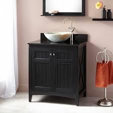 bathroom sink vanity vessel advantages