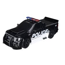 XQ Dodge Charger police car scale remote control model car 3435 ...