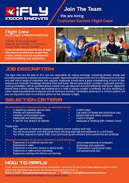 customer service flight crew