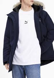 <b>Куртка</b> утепленная PUMA <b>Classics Padded Jacket</b> купить за 6 432 ...
