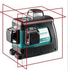 Лазерный <b>нивелир KRAFTOOL LL</b>-<b>3D 34640-2</b> - цена, отзывы ...