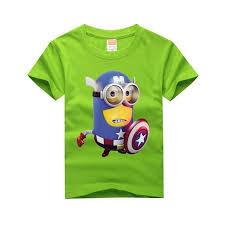 2019 J190529Kids T Shirt Cartoon Captain 3d Print Summer T ...