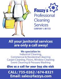 fazzy s professional cleaning services callcards net by the fazzy s professional cleaning services