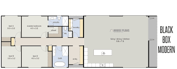 Home   HOUSE PLANS NEW ZEALAND LTDBlack Box Modern