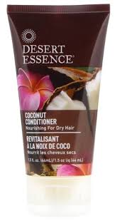 Desert Essence <b>кондиционер для волос с</b> кокосовым маслом ...