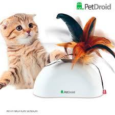 """Электронная <b>игрушка</b> для кошек <b>GiGwi Pet Droid</b> """"Фезер Хайдер ..."""