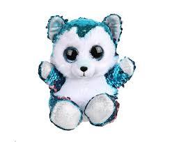 <b>Мягкая игрушка Fluffy Family</b> из пайеток Щенок 15 см ...