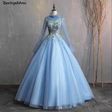 Cheap Quinceanera Dresses 2019 <b>Elegant Ball Gown</b> Vestidos De ...