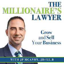 The Millionaire's Lawyer - JP McAvoy