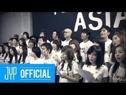 """<b>Various Artists</b> """"I love Asia"""" produced by J.Y. Park(박진영) - YouTube"""