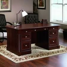 corner desk office furniture and desks on pinterest cherry wood home office
