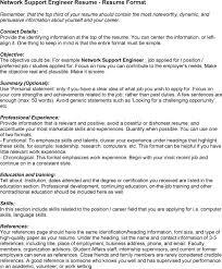 it network engineer resumes   wogla a finger of resume is just    network support engineer resume s lewesmr