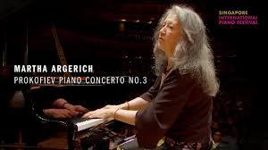 <b>Martha Argerich</b> Plays Prokofiev Piano Concerto No.3 | Singapore ...