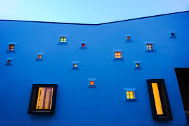 niches latini bathroom ajpg d a: colorful windows modern inspiring house integrating colourful lights in timisoara