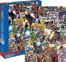 Marvel Avengers Collage 1000 pc Puzzle: Toys ... - Amazon.com