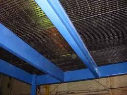 mezzanine flooring custom steel mezzanine underneath view of mezzanine with steel bar grating floor bar grate mezzanine floor