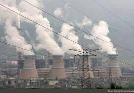 La Chine au charbon dans charbon
