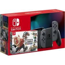 Игровая консоль <b>Nintendo</b> Switch Gray (Upgraded version) + ...