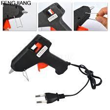 Electric <b>Heating</b> Hot Melt Glue Gun Stick Trigger <b>Repair Heat</b> Art ...