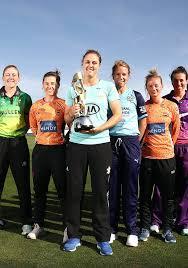 <b>Women's</b> Cricket <b>Super</b> League Season <b>2019</b>
