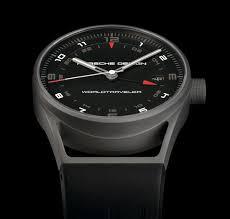 P'6752 World Traveller: an elegant sports watch by <b>Porsche Design</b> ...