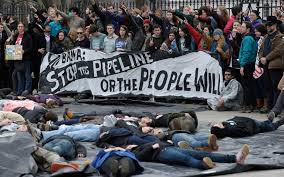 Image result for Keystone protesters arrested