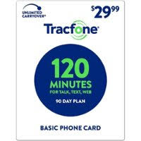 TRACFONE Prepaid Phone Cards - Best Buy
