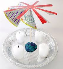 In the  quot Take a Candle Carousel for a Spin quot   science project  students