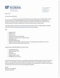 dean of students office uf drc sample accommodation letter