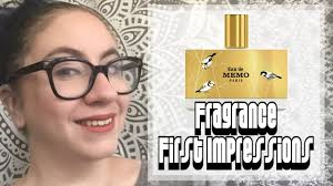Fragrance First Impressions :: <b>Memo</b> Paris, <b>Eau de Memo</b> | Niche ...