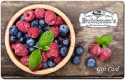 Berries Gift Card - Dutchman's Store