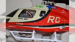 Новый <b>радиоуправляемый вертолет E-Sky Big</b> Lama купить в ...