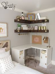 bedroom ideas diy cheap and simple floating shelves love this idea diy floating cheap office ideas
